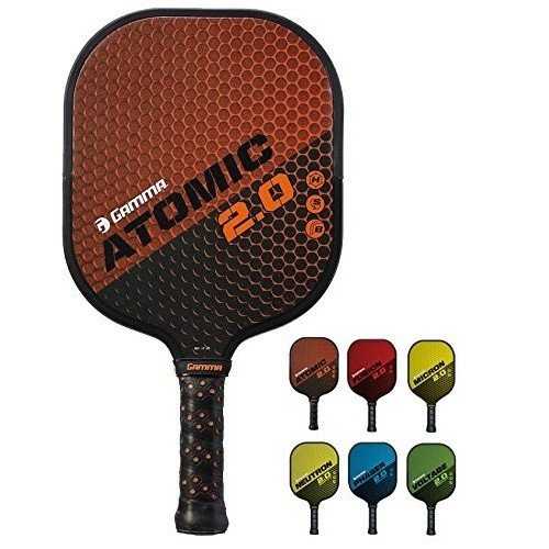 Gamma Sports Pickleball Paddle Colors