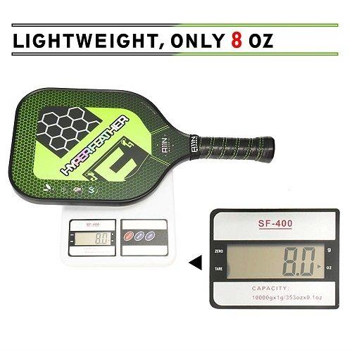 A11N Premium Pickleball Paddle Set Weight