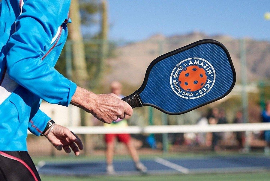 Amazin' Aces Pickleball Paddle Set Review